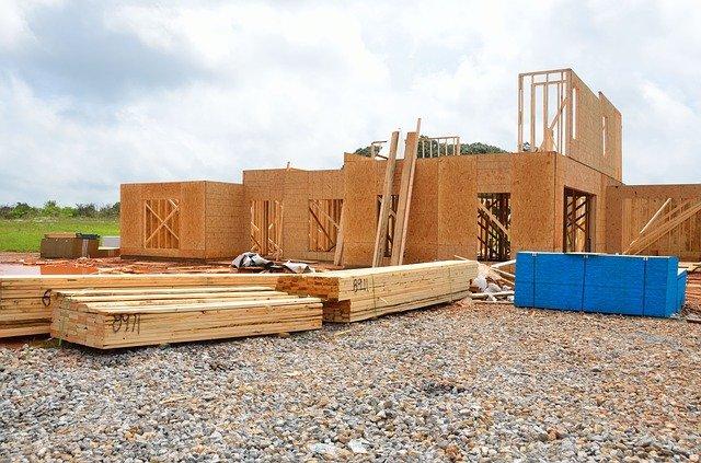 układ konstrukcyjny budynku
